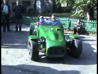 Лотус супер 7 кит кар / Lotus Super 7 sport kit car