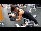 JODI BOAM VLOG SERIES #6 2 WEEKS OUT FROM THE 2011 OLYMPIA
