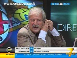 Очень активное обсуждение матча Милан-Малага