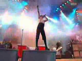 Marilyn Manson The Beautiful People Live Rock Am Ring