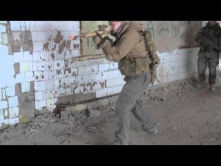 Тренировка (23-03-13) Движение (Приставной шаг)