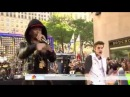 Justin Bieber - As Long As You Love Me ft. Big Sean (Live On Today Show) HD