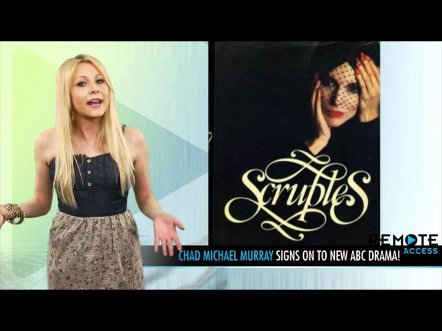 Новости на АВС ║ Chad Michael Murray New ABC Show Scruples
