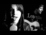 USA Live Lounge Winner - Kait Weston - Jar Of Hearts (Acoustic Cover ft. Tyler Ward)
