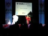 Групповое дефиле - Ориджинал  Ava Expo