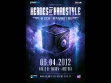 TNT aka Technoboy 'N' Tuneboy - The Secret of Pandora's Box (Offical Heroes of Hardstyle Anthem)