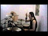 2 Гига Любви - Почему В Гитар Хироу Нет Русского Рока (Goblin Drum Cover)