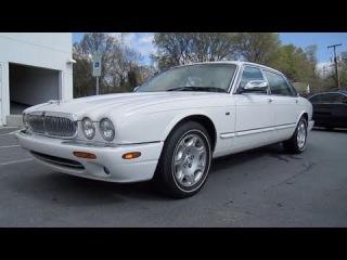 2001 Jaguar XJ8 Vanden Plas Start Up, Engine, and In Depth Tour
