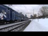 Электропоезд ЭД4М-0402 РЭКС (ТЧ-14 Лобня МСК), SergeySergeevichE