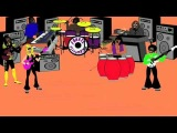 Wayman Tisdale - Let's Ride - The Fonkie Cartoon