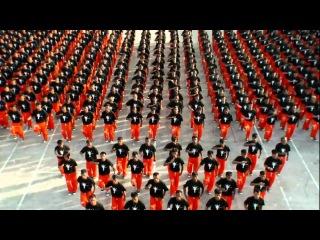 This Is It/Филиппинская тюрьма строгого режима танцует в память о Майкле Джексоне