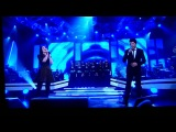 Damian McGinty and Mairead Carlin sing 'Let The River Run' Sons & Daughters Derry