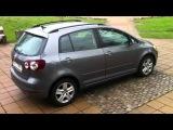 11076 VW GOLF PLUS 1,6 TDI 105 CH CONFORTLINE UNITED.MOV