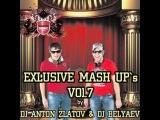 DJ TARANTINO vs. 20 Fingers,Etinne Ozborne &amp Zoltan Kontes - Lick it(Dj Anton Zlatov &amp Dj Belyaev mash up 2k12) VER.2