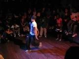 Calvin v Ross - House Dance UK 20091025