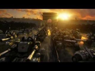 Soviet propaganda! (Нарезка видео из игр Command & Conquer Red Alert 1,2,3,)