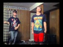 Attack Attack- Smokahontas Dual Cover!!!!!!