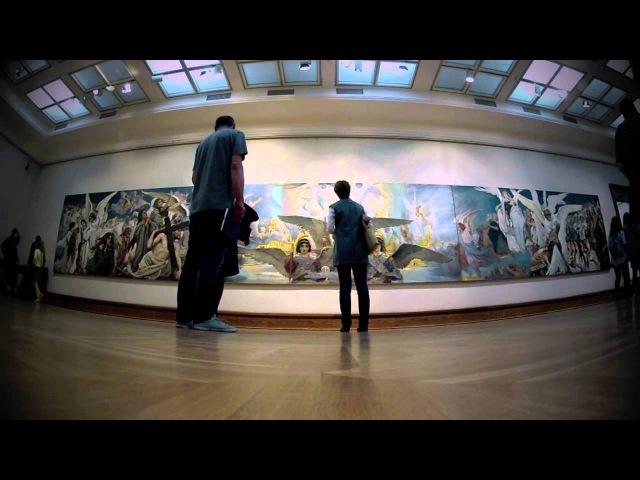 Свет просвятления и Ночь в Музее 19 мая 2012