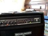 Behringer Ultrabass BXL3000 sound review