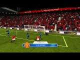 FIFA 12 mcvov78 Англ Премьер Лига Сезон 2012-2013 матч 08 Манчестер Юнайтед - Арсенал ФИФА 12 Eng Barclays PL Manchester United