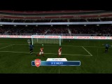 FIFA 12 mcvov78 Евро Лига Сезон 2012-2013 матч 11 Арсенал - Интер ФИФА 12 Euro League Arsenal - Inter