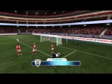 FIFA 12 mcvov78 Евро Лига Сезон 2012-2013 матч 10 Арсенал - ПАОК ФИФА 12 Euro League Arsenal - PAOK