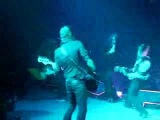 Frank Iero Kicks Gerard Way In The Balls