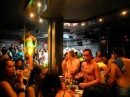 EL PARADISO CLUB 29 JUNE 2012 AT 5 AM NAKED BARMEN SALUT THE BOSS
