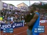 Usain Bolt wins 9.79, Asafa Powell 9.85 SB in Men's 100m Oslo