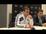 Vardan Minasyan`s press conference after Armenia-Luxembourg