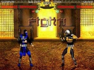 Mortal Kombat: Shinobi - Tag Battle mode test