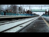 Поезд Аллегро (Sm6), платформа Песочная l ОАО