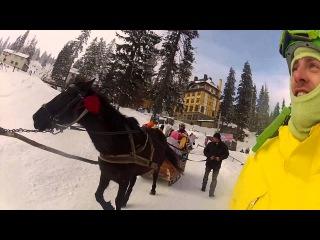 Ukrainian Crazy Horses - Драгобрат 2013