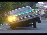 Impala LOWRIDER no Brasil! (alta qualidade) carro que pula