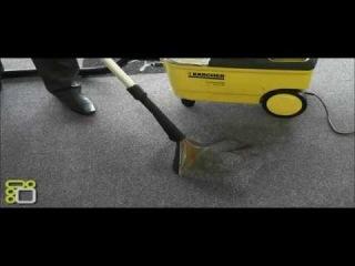 Химчистка Karcher Puzzi 100 Super - моющий пылесос Керхер