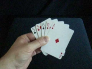 The World Best Card Trick - Bristol Magician Andy Field
