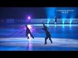Takahiko Kozuka &amp J.Buttle &amp K.Browning with T.Hotei COI 2012