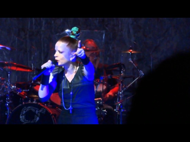 Garbage at The Centre in Vancouver for Performing Arts: I Hate Love
