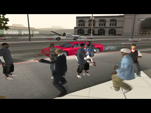 [HZ.BY]Harlem-Shake for gta.hz.by[by oliver_matthews]