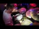 Pavel Mosin / Павел Мосин Drum Cam - Change of Loyalty - Her Dirty Mouth - Oryol 14/3/2012