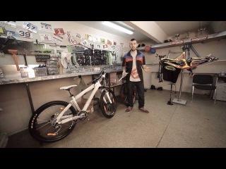 Как подготовить велосипед к зиме(MAG-RUSSIA)