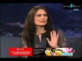 Emily Deschanel on CONAN 09/26/2012