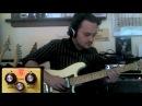 Tube Screamer vs BOSS SD-1 with a Stratocaster