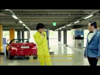 El Video Más Visto en YouTube - Opa Gangnam Style - Titulado