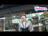 Bella Thorne leaving leaving Gnomeo And Juliet Premiere in Hollywood