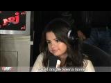 Caute drague Selena Gomez chez cauet