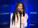 Brandy - Long Distance (Tyra Banks Show) (Part 5)