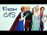 Симс 3 создание персонажей из холодного сердца