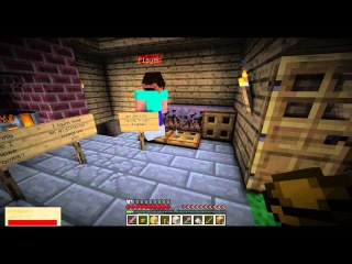 Minecraft Co-op #3 Floating Island (Survival)