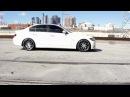 VERTINI WHEELS CONCAVE MAGIC ON BMW 3 SERIES ( BLACK MACHINE FACE)